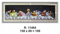 Tela R. 11464 Material:Kit Meio Ponto; Material:Kit Meio Ponto;