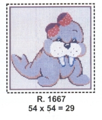 Tela R. 1667