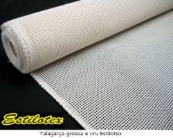 Tecido Talagarça Grossa Estilotex 20m X 1,40m