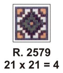 Tela R. 2579