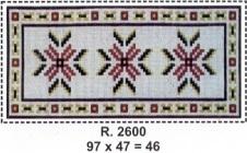 Tela R. 2600