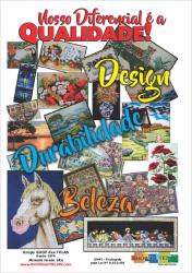 SUPER LANÇAMENTO 200 Páginas!!! Catálogo Físico de Telas e Kit's para Bordar