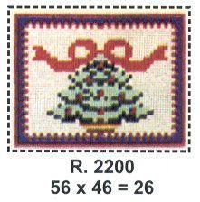 Tela R. 2200